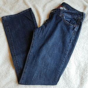 Lucky Brand Lola Bootleg Long Inseam Jeans